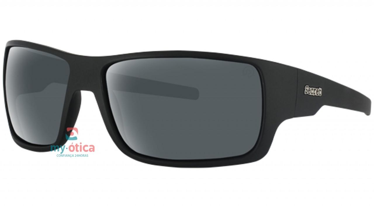 5af1ac25958d4 Óculos de Sol Secret Bowl - Preto Fosco - Óculos - Secret - Secret ...