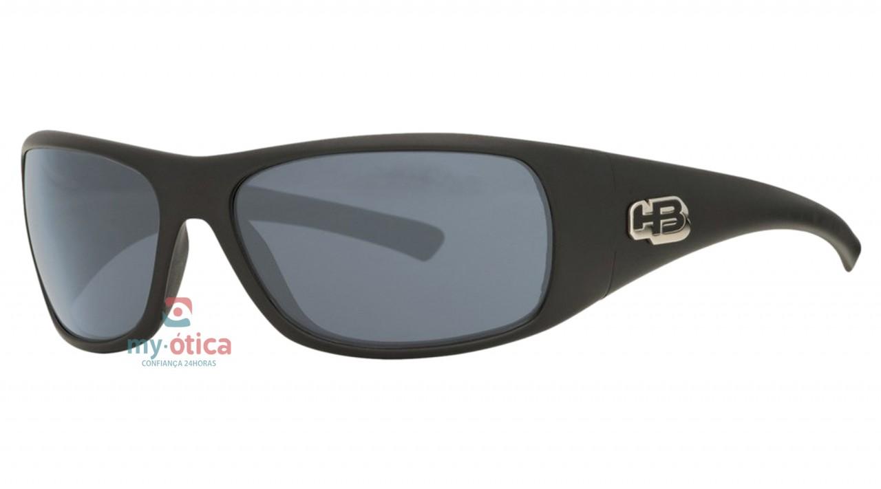 c4d3f62d83646 Óculos de Sol HB Fastback - Preto Fosco Polarizado - Óculos - HB ...