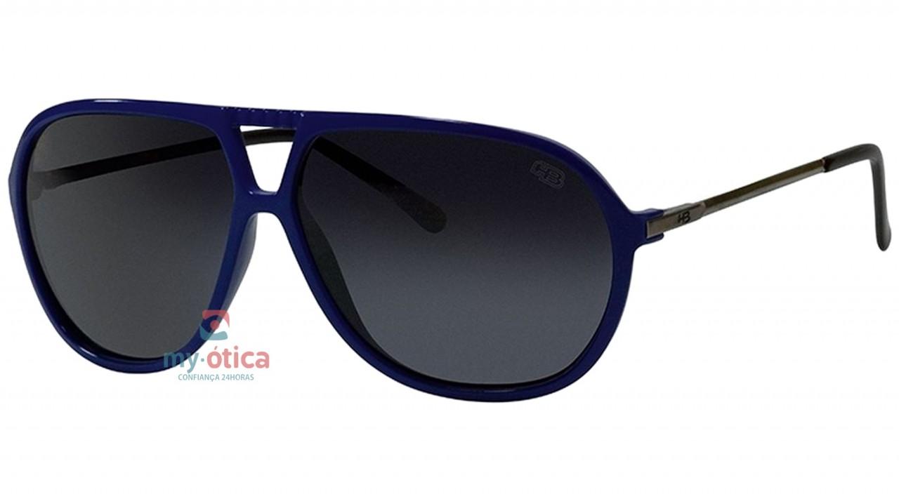 Óculos de Sol HB Atacama - Azul e Cinza - Óculos - HB - HB de Sol ... ab1f5e642a