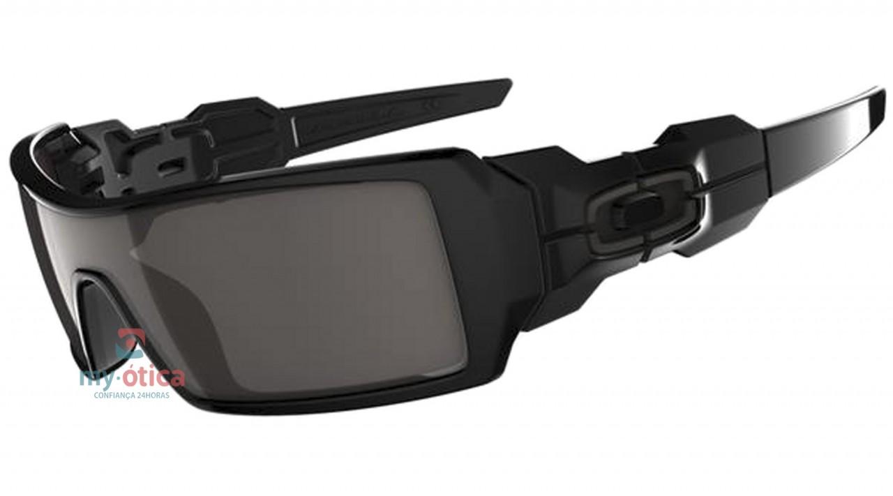 Óculos de Sol Oakley New Oil Rig - Preto - Óculos - Oakley - Oakley ... c2e5e9308b