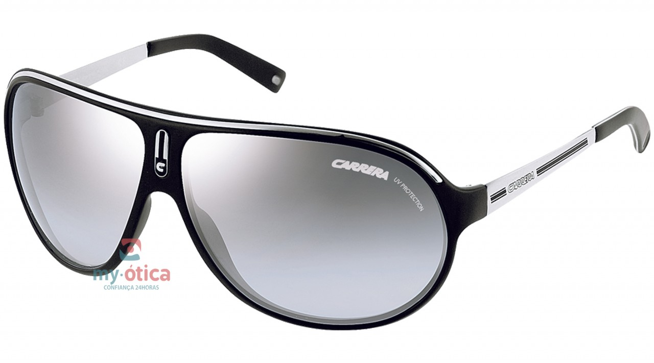 b1017f025694e Óculos de Sol Carrera RUSH M - Preto - Loja Virtual My Ótica ...