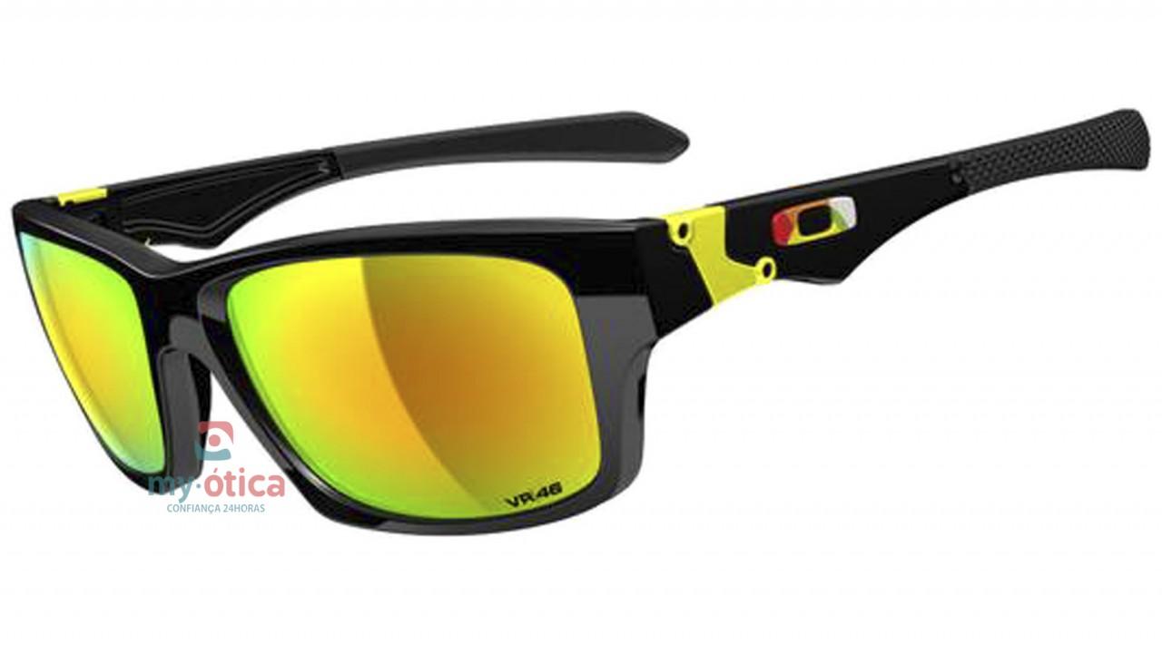 6f2e770e5f9ad Óculos de Sol Oakley Jupiter Squared Valentino Rossi - Preto ...