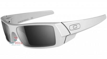 cb077fca3 Óculos de Sol Oakley Gascan - Branco - Óculos - Oakley - Oakley de ...