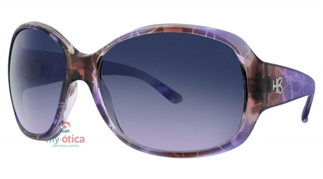 703a2b411 Óculos de Sol HB Marilyn - Roxo Havana - Óculos - HB - HB de Sol ...