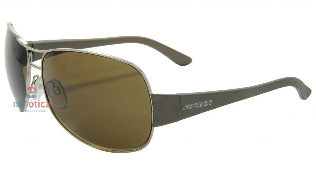 05787c6f209d0 Óculos de Sol Ferrati 4443 - Bege - Óculos - Ferrati - Ferrati de ...