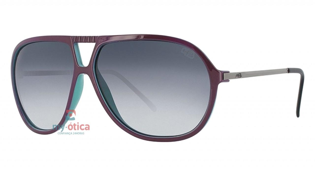 Óculos de Sol HB Atacama - Vinho e Verde - Óculos - HB - HB de Sol ... 381f7d54e5