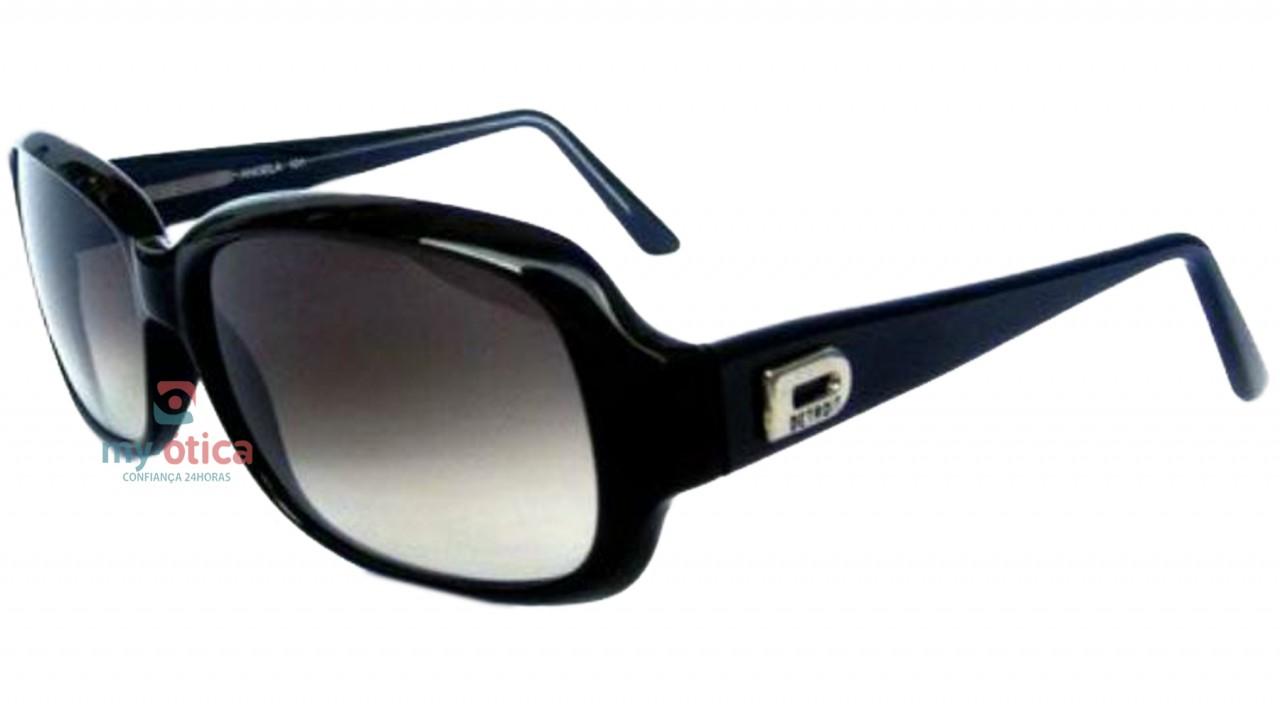 6118a2b67156e Óculos de Sol Detroit Angela - Preto - Óculos - Detroit - Detroit de ...