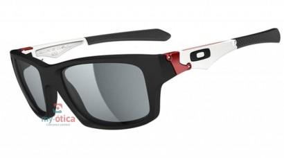 7bfc2d85f13f2 Óculos de Sol Oakley JUPITER SQUARED TROY LEE SGNATURE - Preto e Branco