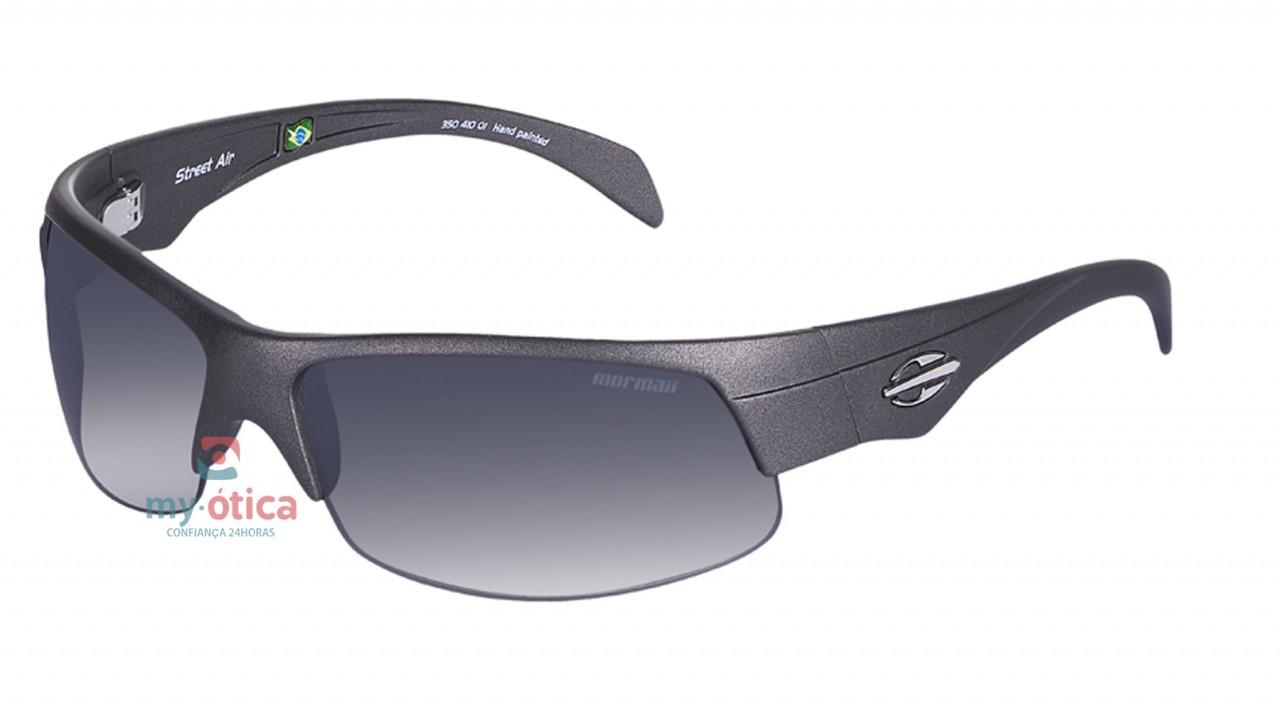Óculos de Sol Mormaii Street Air - Grafite Fosco - Óculos - Mormaii ... 8d3645cfe0