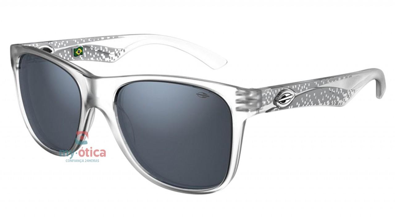 263014414 Óculos de Sol Mormaii Lances - Transparente e Cinza - Óculos ...