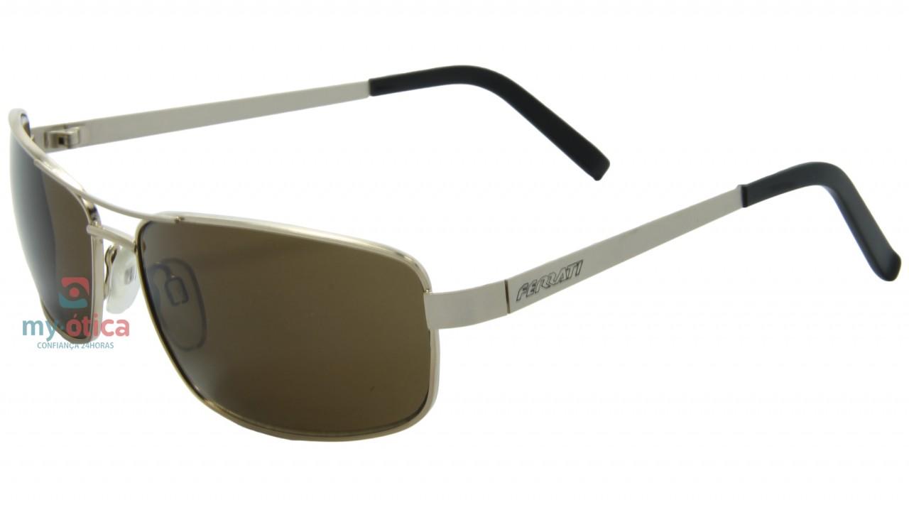 dbd7a0ea37154 Óculos de Sol Ferrati 4441 - Bege - Óculos - Ferrati - Ferrati de ...