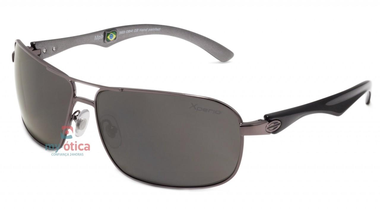 Óculos de Sol Mormaii Mpb - Cinza e Chumbo Polarizado - Óculos ... f6b3da60bc