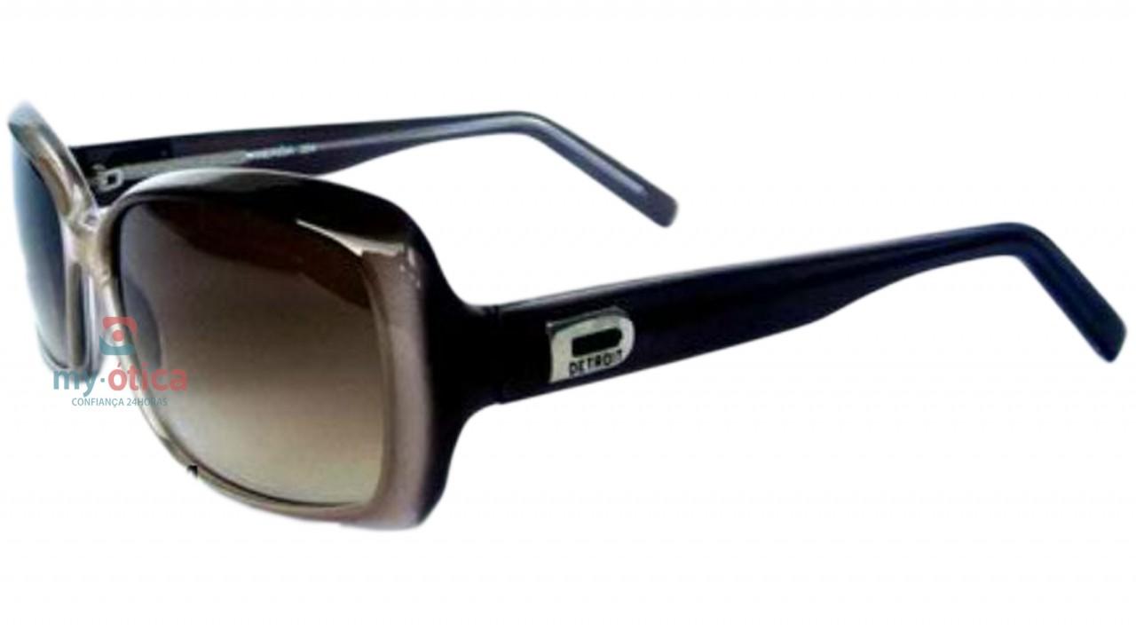 d2665392c Óculos de Sol Detroit Andreia - Preto - Óculos - Detroit - Detroit ...