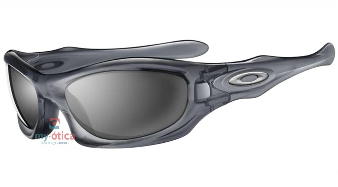 24f76a9cf5b97 Óculos de Sol Oakley Monster Dog - Preto e Azul - Óculos - Oakley ...
