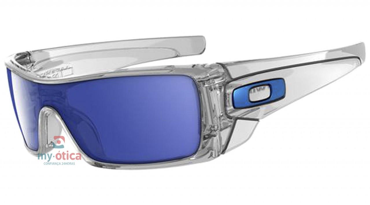 0102ee8d901c8 Óculos de Sol Oakley Batwolf - Transparente - Óculos - Oakley ...