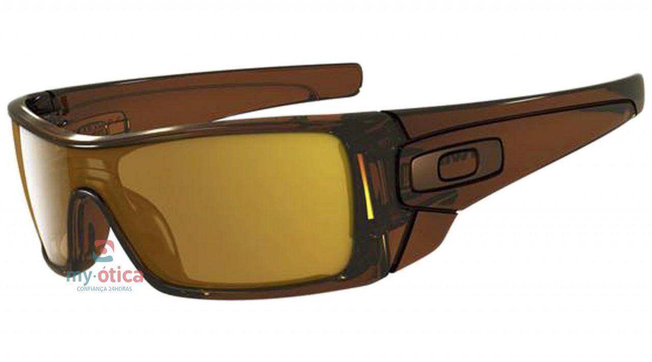 Óculos de Sol Oakley Batwolf - Marrom - Óculos - Oakley - Oakley de ... f1dfefd435