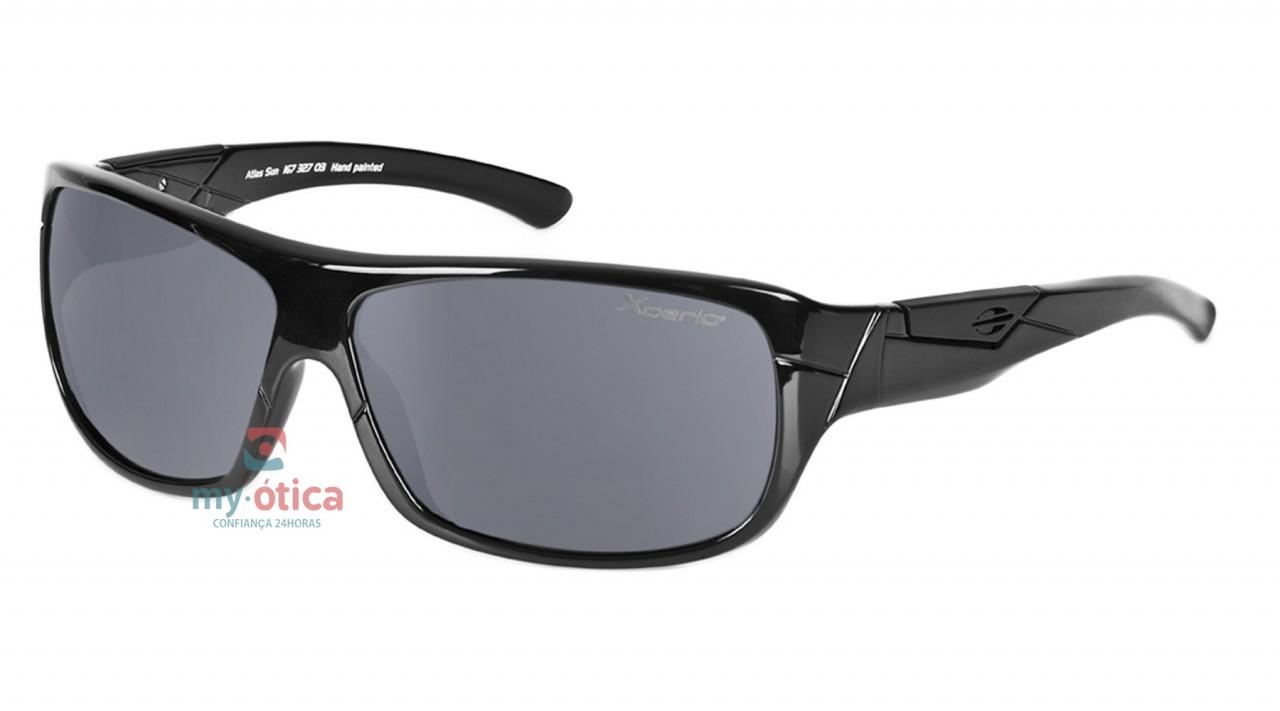 fb97ab297 Óculos de Sol Mormaii Altas Xperio - Preto Brilho Polarizado ...