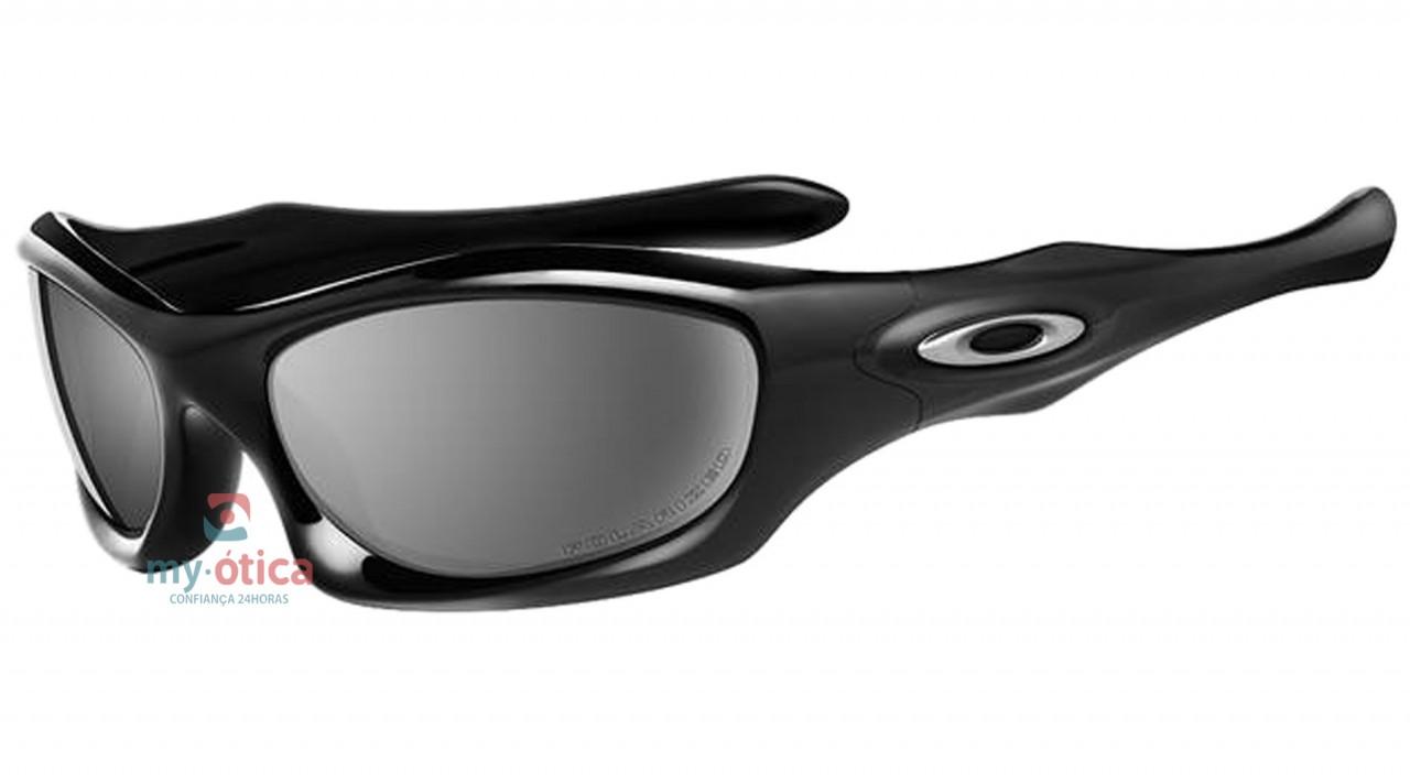 b65e5185587f8 Óculos de Sol Oakley Monster Dog - Preto Polarizado - Óculos ...