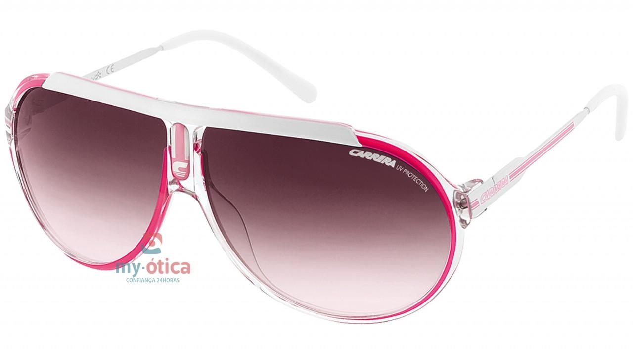 80dc11e8596f7 Óculos de Sol Carrera ENDURANCE - Rosa - Loja Virtual My Ótica ...