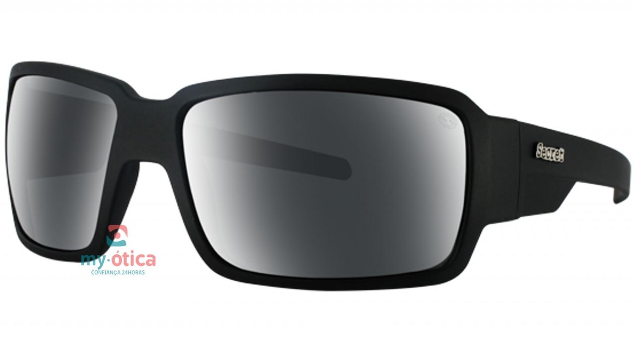 bfb6e6093 Óculos de Sol Secret New Port - Preto Fosco - Óculos - Secret ...