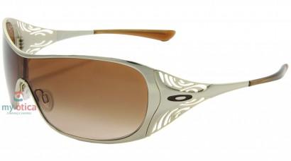 8c9a71ac6f73d Óculos de Sol Oakley Liv - Dourado e Marrom - Óculos - Oakley ...