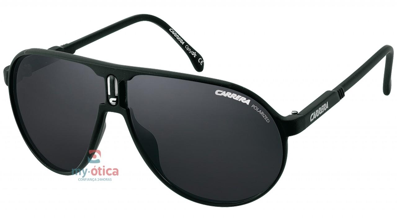 Óculos de Sol Carrera CHAMPION - Preto Polarizado - Loja Virtual My ... e6ccc7d7b5