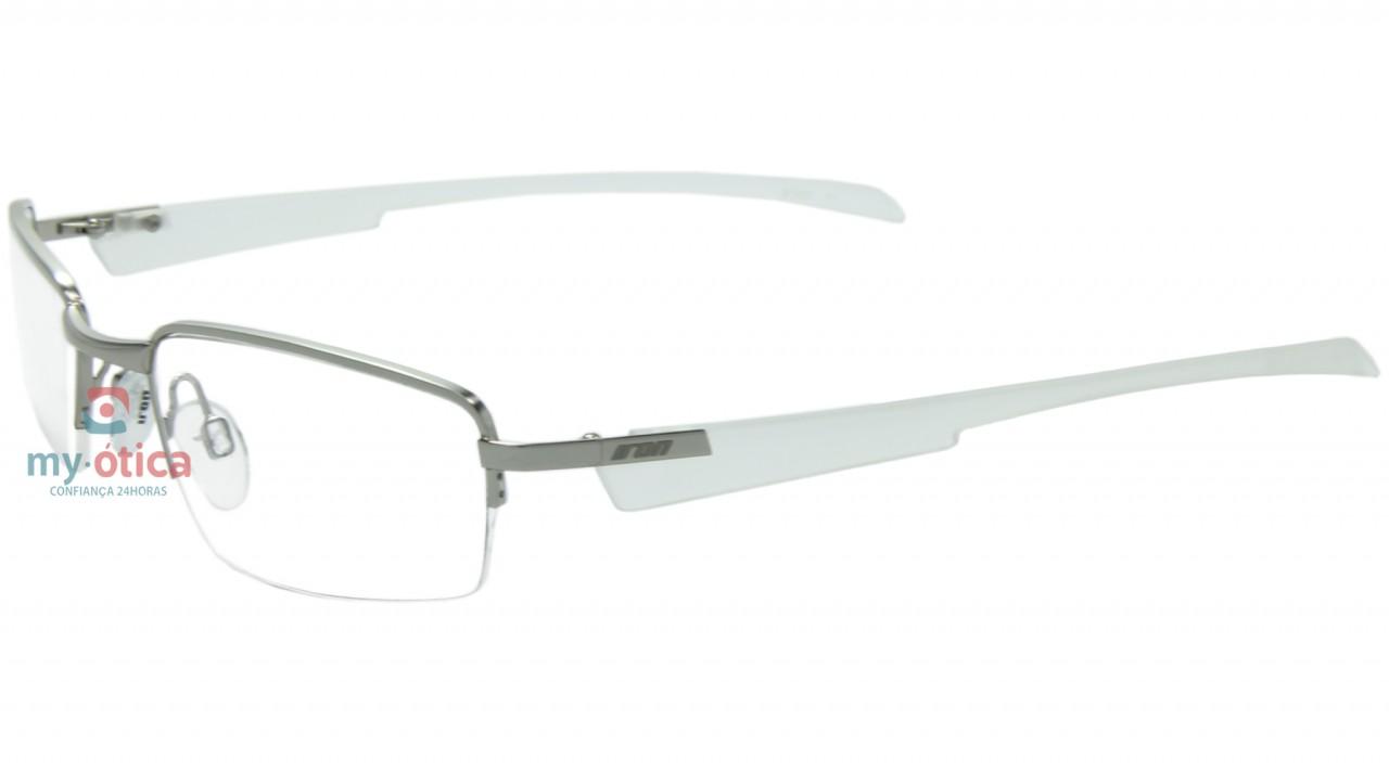 b413e5ec4 Óculos de Grau Iron 2825 - Prata e Transparente - Óculos - Iron ...