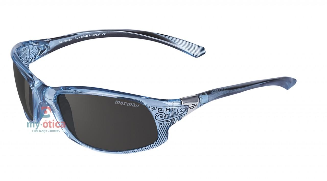 794cc86d0c5b8 Óculos de Sol Mormaii El Capitan - Azul Translúcido - Óculos ...