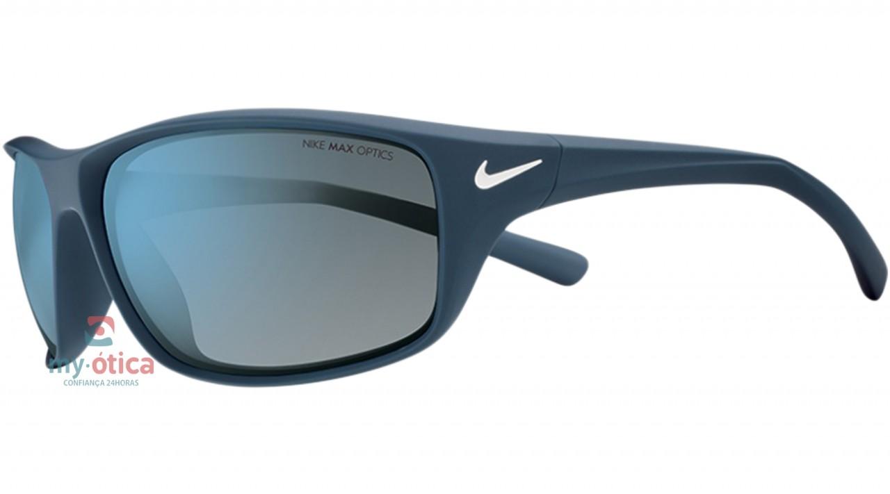d698b22420b63 Óculos de Sol Nike ADRENALINE - Azul - Loja Virtual My Ótica ...