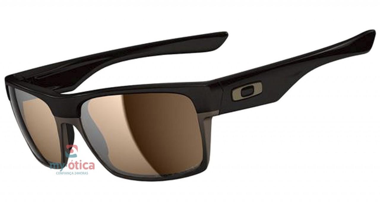 776cc43275338 Óculos de Sol Oakley Twoface - Marrom Polarizado - Óculos - Oakley ...