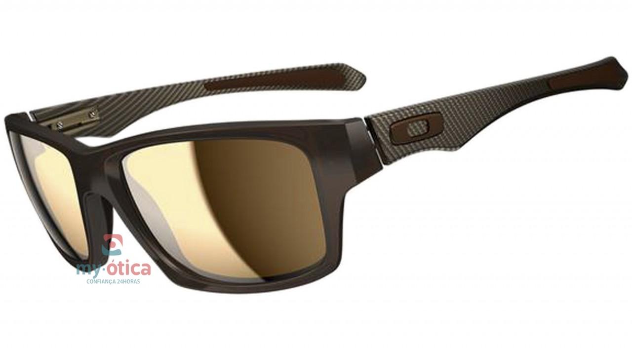 f8b2f8f9c2f25 Óculos de Sol Oakley Jupiter Squared Carbon - Marrom - Óculos ...