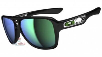36a61b8bd9e0f Óculos de Sol Oakley Dispatch II - Preto e Transparente - Óculos ...