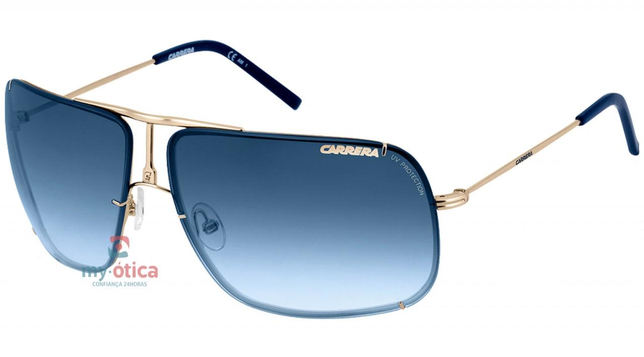 Óculos de Sol Carrera CARRERA 17 - Dourado - Loja Virtual My Ótica ... c6963a46ff