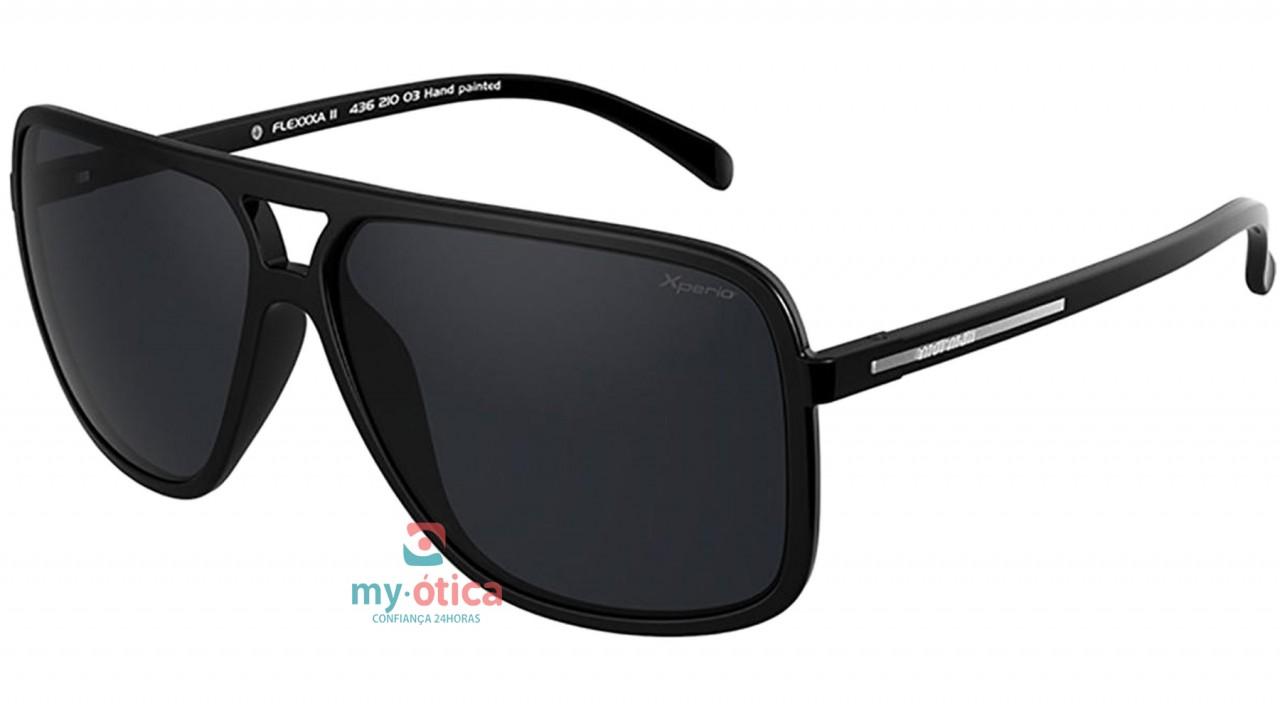 97a7d0192b99f Óculos de Sol Mormaii Flexxxa II - Preto Polarizado - Óculos ...