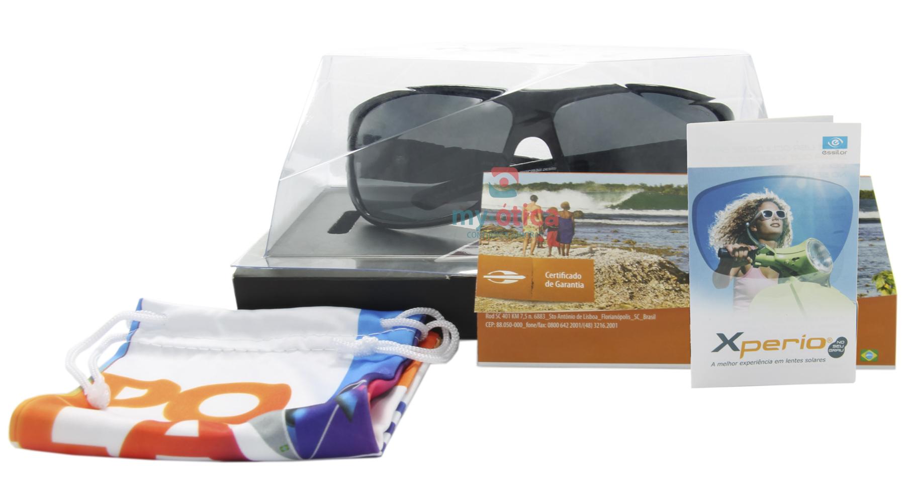 Óculos de Sol Mormaii Altas Xperio - Preto Brilho Polarizado ... 71aa23a3c1