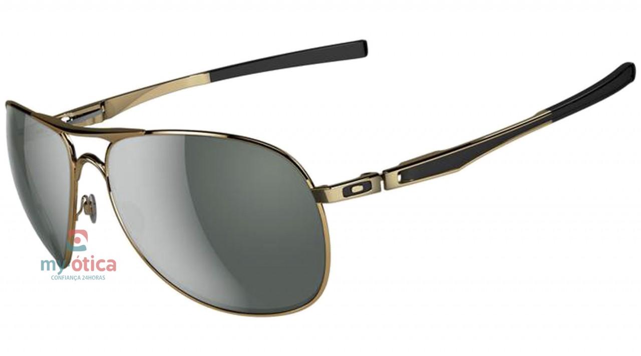 Óculos de Sol Oakley Plaintiff - Dourado - Óculos - Oakley - Oakley ... 6757ac0234