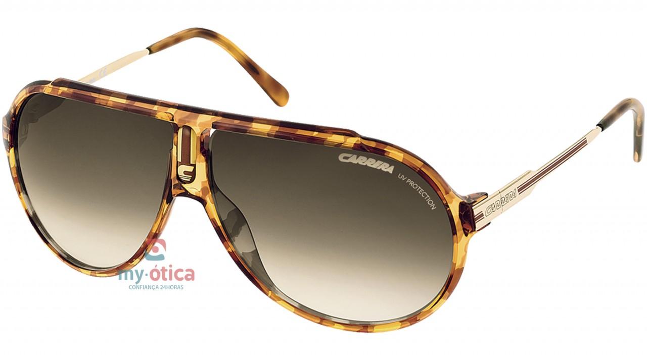 40d357105083e Óculos de Sol Carrera ENDURANCE L - Havana